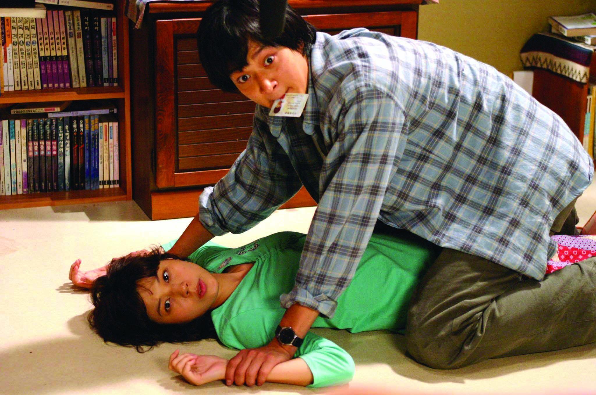 『彼女を信じないでください』 (C)2005 CJ E&M CORPORATION ALL RIGHTS RESERVED