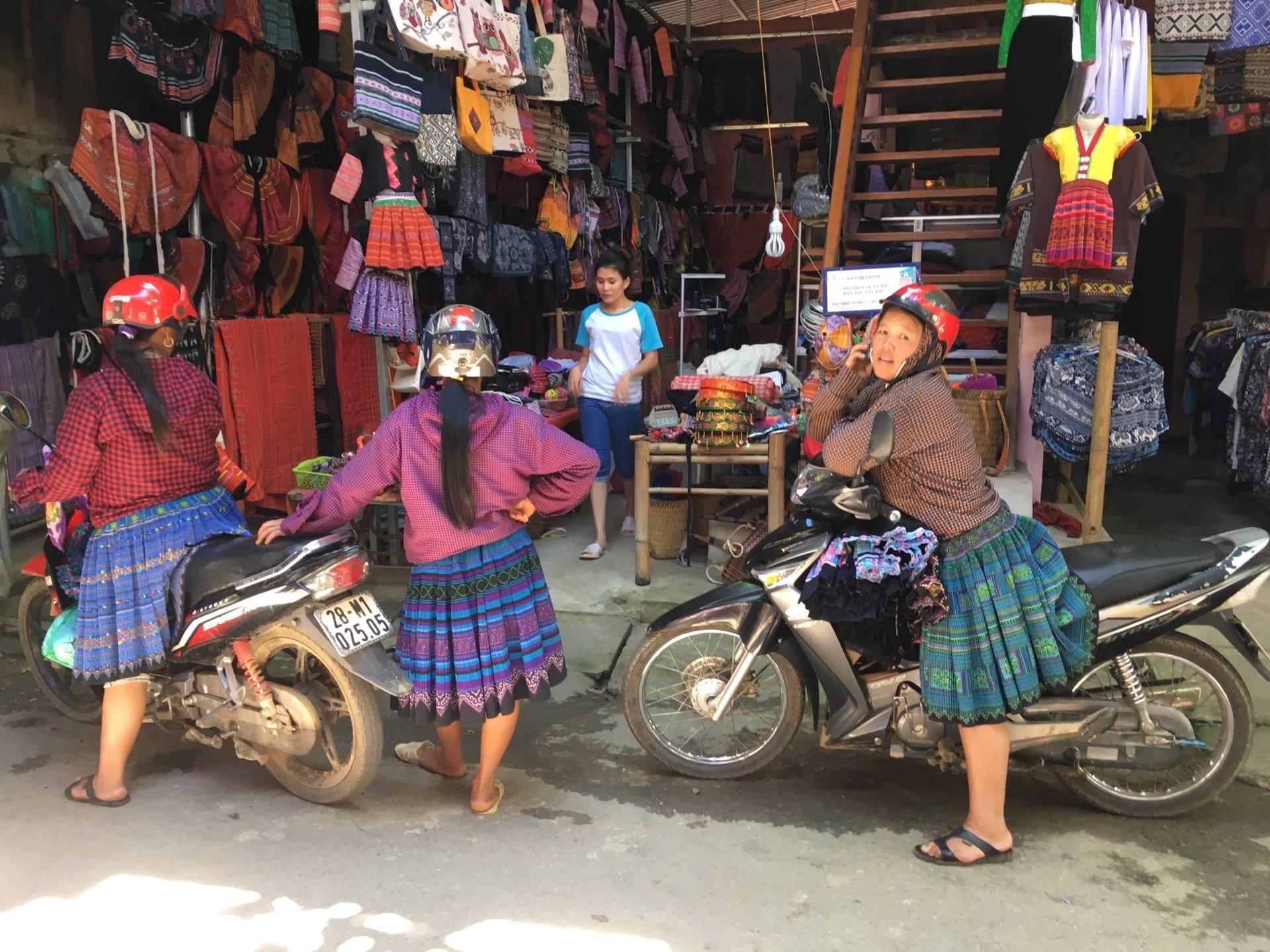 ベトナムでの風景