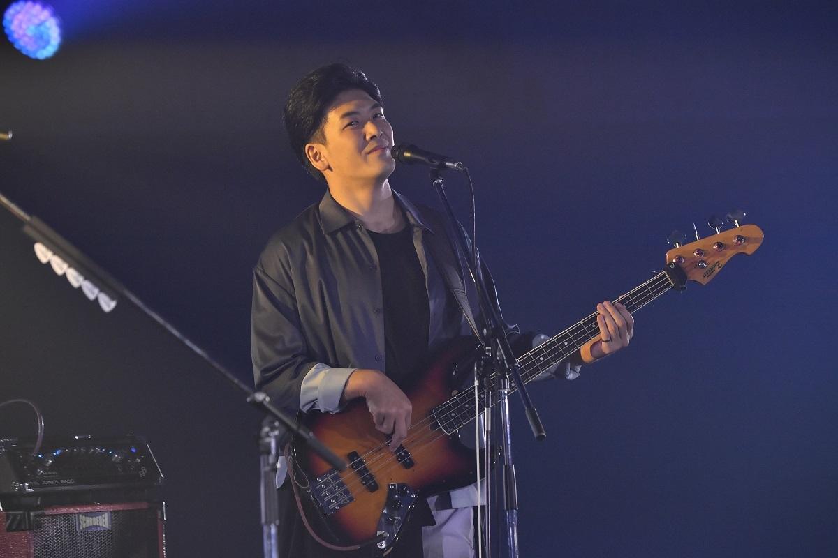 小野裕基(Ba)