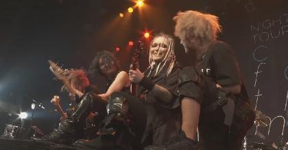 NIGHTMARE 地元・仙台での柩(Gt)バースデー公演に見た、更新し続けるバンドの歴史
