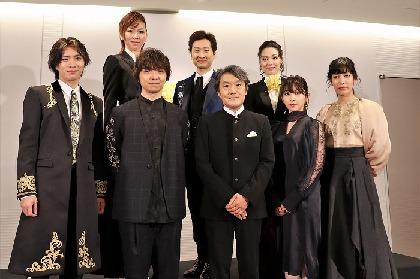 三浦大知、家入レオ、松下優也、中村中ら出演『「蜜蜂と遠雷」リーディング・オーケストラコンサート』第3弾開幕 極上の音楽と歌声に包まれて