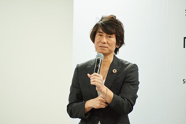 來住尚彦 一般社団法人 アート東京 代表理事