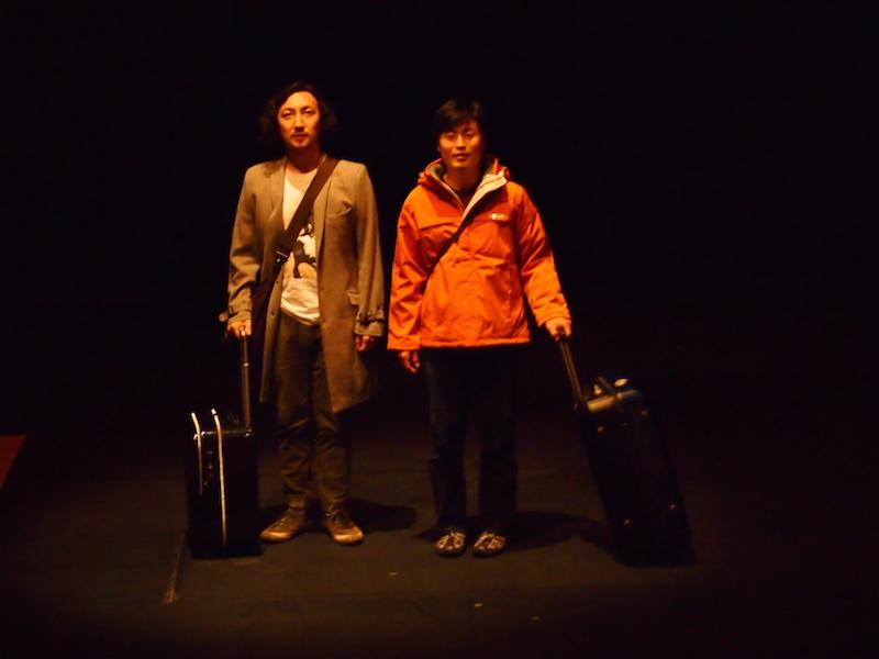 『ここはカナダじゃない』 2016年10月東京公演より