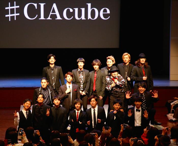 2018年4月 C.I.A.「春のファン祭り」より 撮影:岩村美佳