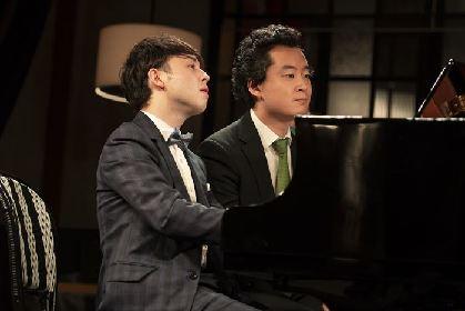 ピアニストのマシュー・ローと鈴木隆太郎が紡いだ、異なる個性が生む相乗効果の輝く音楽世界