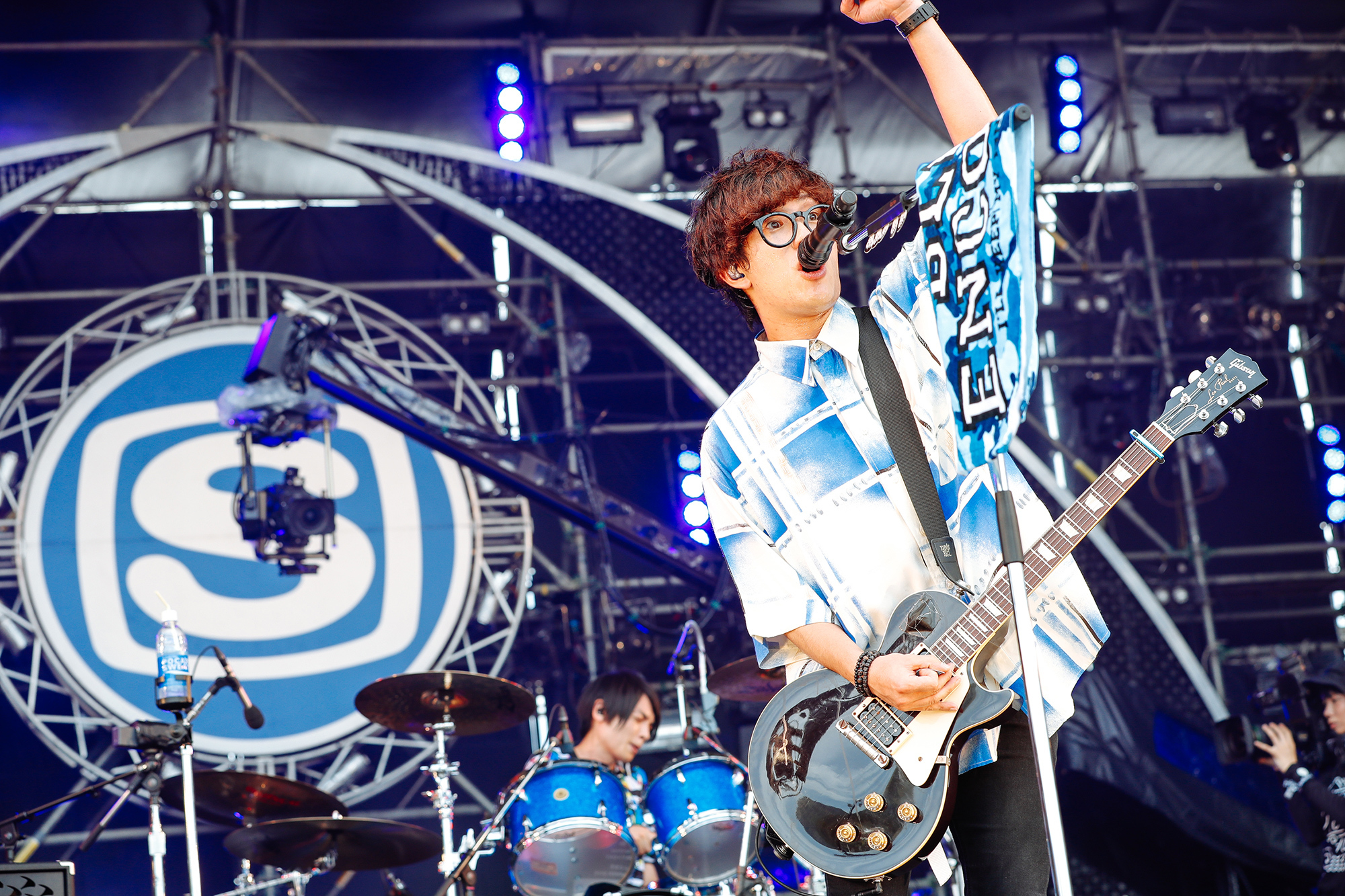 BLUE ENCOUNT Photo by 上山陽介