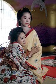 元乃木坂46衛藤美彩が献身的な遊女に 映画『みをつくし料理帖』出演カットを公開
