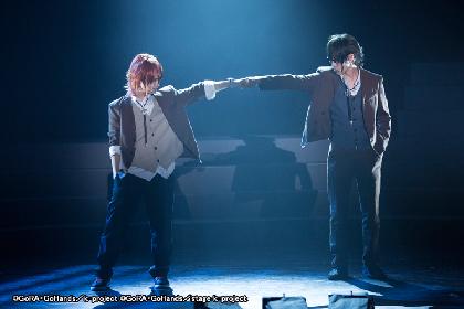 舞台『K -Lost Small World-』初日公演の様子が到着 植田圭輔、安西慎太郎、荒牧慶彦らからのコメントも