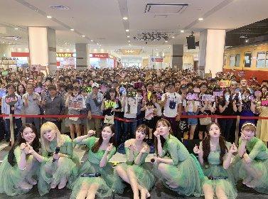 OH MY GIRL 日本2ndアルバムがタワーレコード全店総合1位を獲得