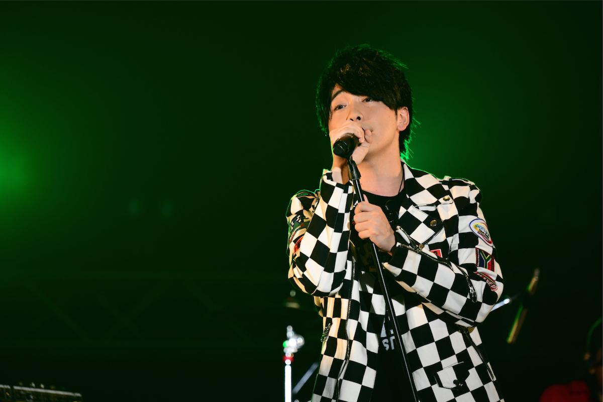Mrs. GREEN APPLE   ©テレビ朝日 ドリームフェスティバル 2018 / 写真:岸田哲平