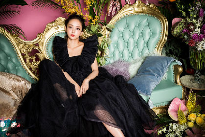安室奈美恵の新曲「Finally」が日本テレビ系「NEWS ZERO」新テーマに