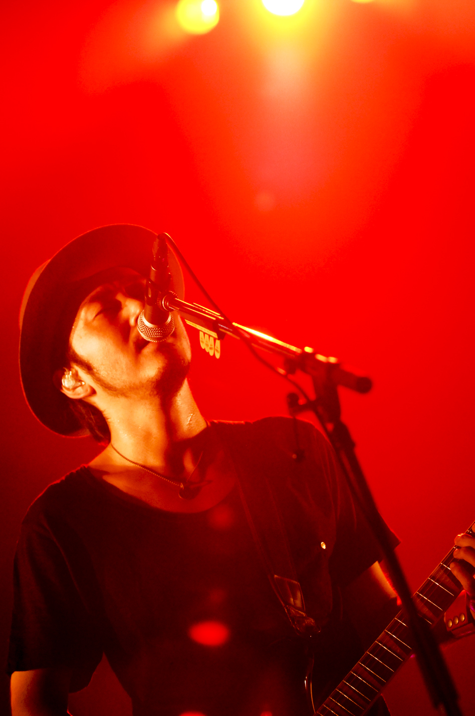 "ACIDMAN  Photo by Yukihide ""JON...""Takimoto"