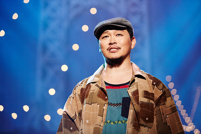 『イン・ザ・ハイツ』韓国公演より ヤン・ドングン