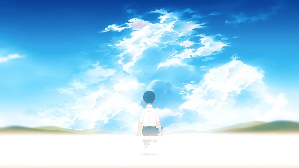 ヨルシカ「雲と幽霊」MVより