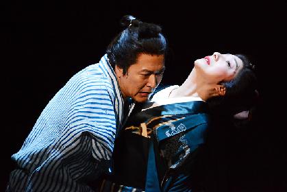 明後日プロデュース第2弾公演『名人長二』が開幕! 主演・豊原功補が落語をベースに狂気と美意識を舞台に