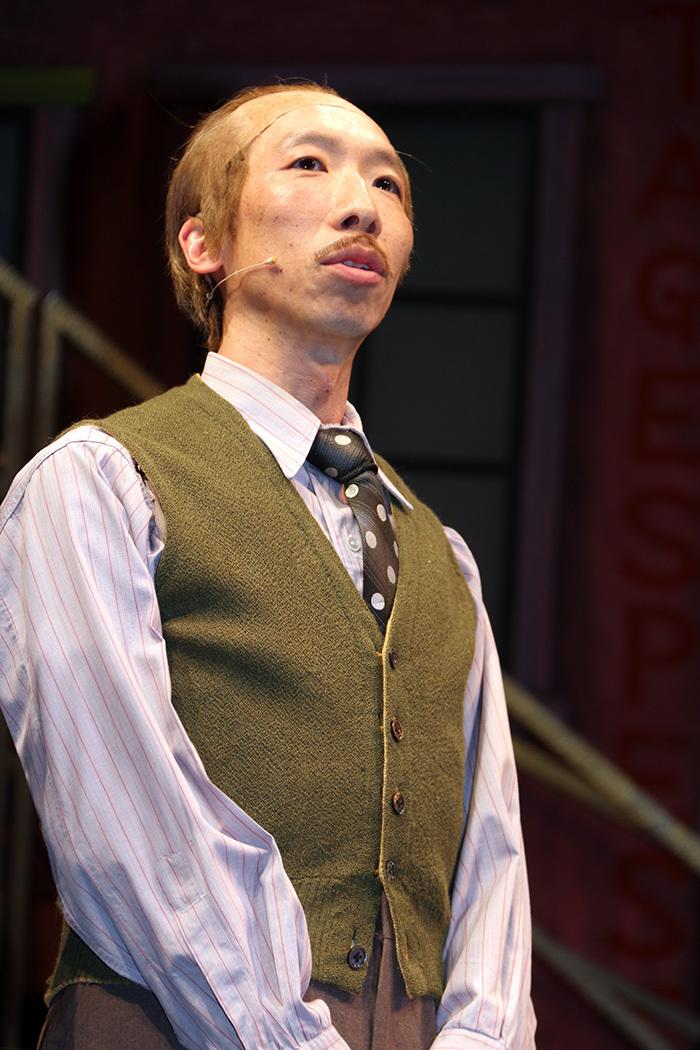 小松和重 ミュージカル『キャバレー』