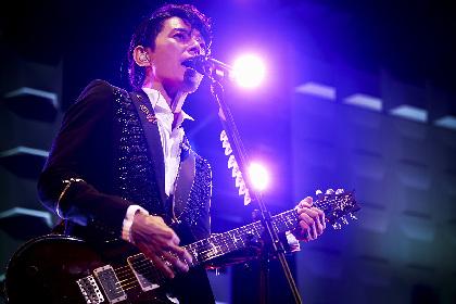 藤木直人、全国ツアー・ファイナル公演のLIVE DVD & Blu-rayを3月にリリース決定