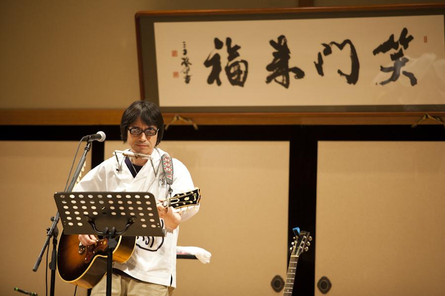真心ブラザーズ・YO-KING Photo:斎藤明