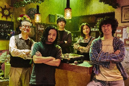 Creepy Nuts 新曲「オトナ」がテレビ東京ドラマ24『コタキ兄弟と四苦八苦』のオープニングテーマに決定