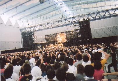 "『ARABAKI ROCK FEST.』、ダイジェスト映像の視聴会をRensaで実施 楽屋で提供している食事""BAKI飯""も楽しめる"