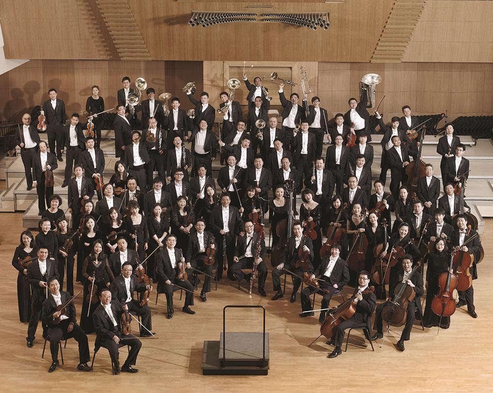 中国国家交響楽団(CNSO)