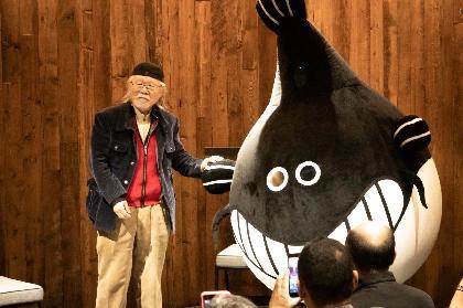 最古のクラシック・レーベル「ドイツ・グラモフォン」創立120周年記念イベントに、漫画家の松本零士が登壇