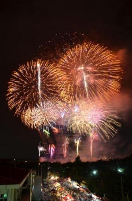 『第70回熊谷花火大会』