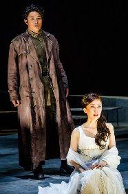 鈴木亮平・一路真輝・鈴木杏らがジロドゥの世界を演じる新国立劇場『トロイ戦争は起こらない』