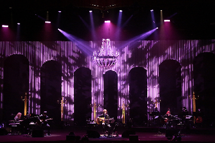 キリト(Angelo) 夏のソロツアー開催発表&生き様映し出したソロ公演公式レポ