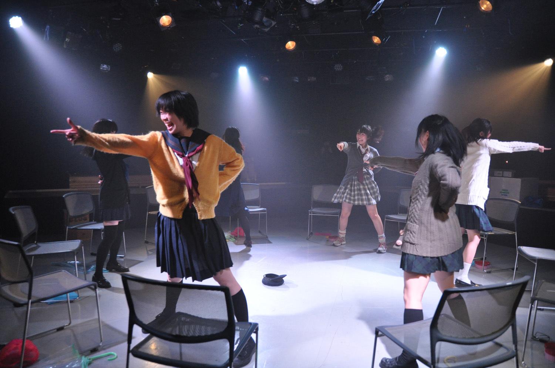劇団森女の子のための企画公演「かわいいので無敵」(2012年2月)