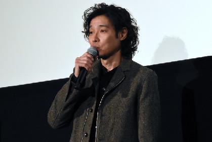 斉藤和義、有村架純との初対面に「いやあ、もう……たまらないですね」