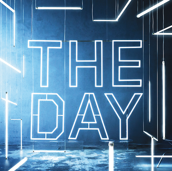 「THE DAY」初回生産限定盤