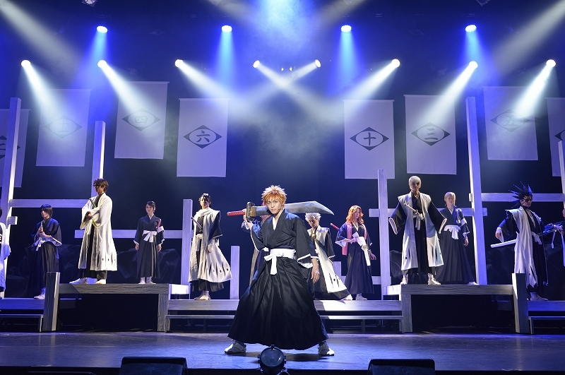「ROCK MUSICAL BLEACH」~もうひとつの地上~ (C)久保帯人/集英社・RMBLEACH 製作委員会 2016