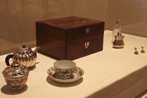 伝マルタン・ベルト ティーセット(箱付) 1728-29年