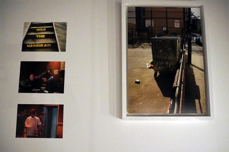 写真展 会場空間