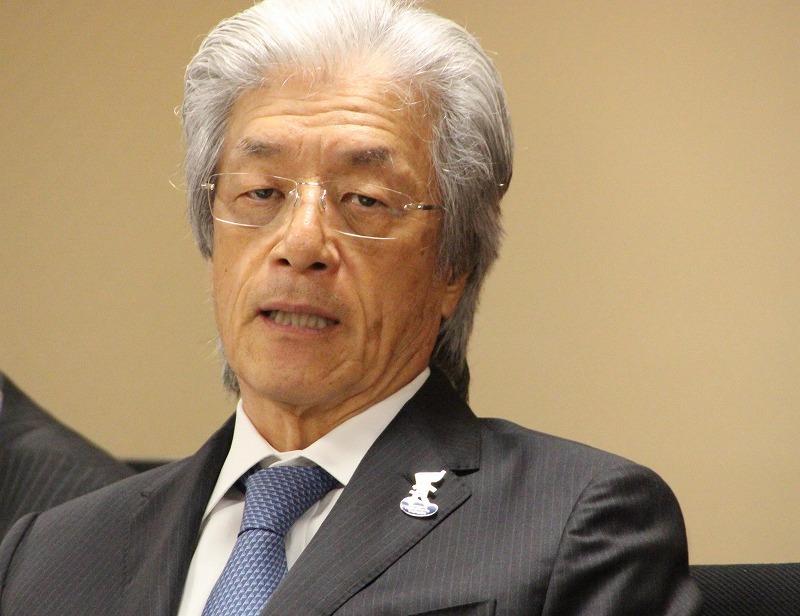 神奈川フィル理事の上野