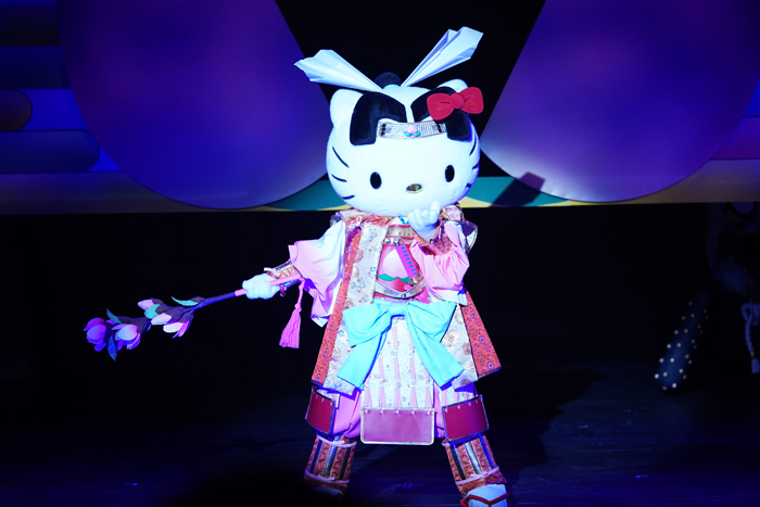 『KAWAII KABUKI ~ハローキティ一座の桃太郎~』
