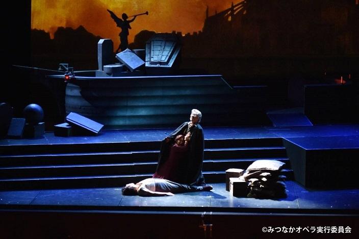 第26回「みつなかオペラ」、プッチーニの歌劇『外套』より