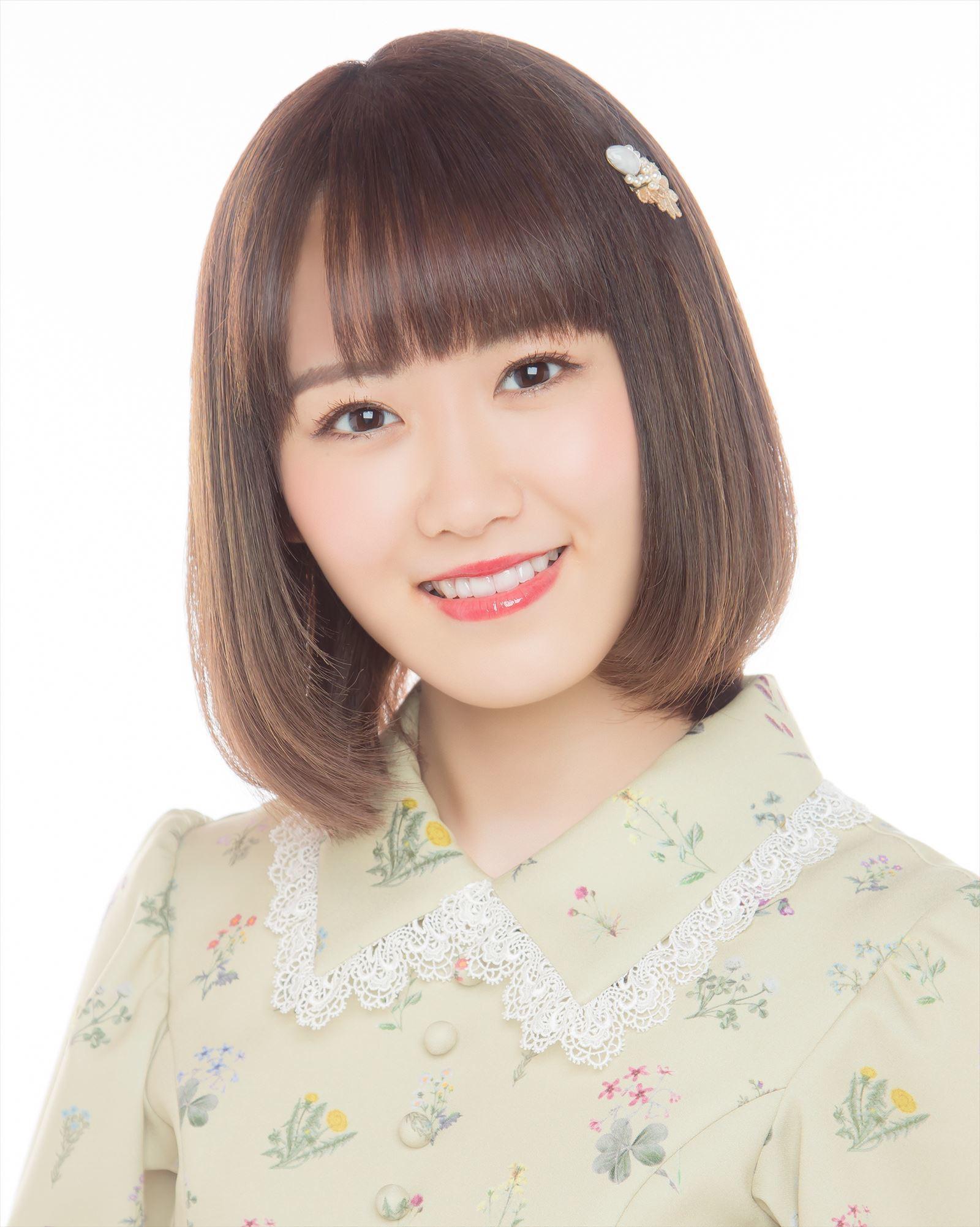 絡繰茶々丸役 ⻄潟茉莉奈 (NGT48) (C)AKS