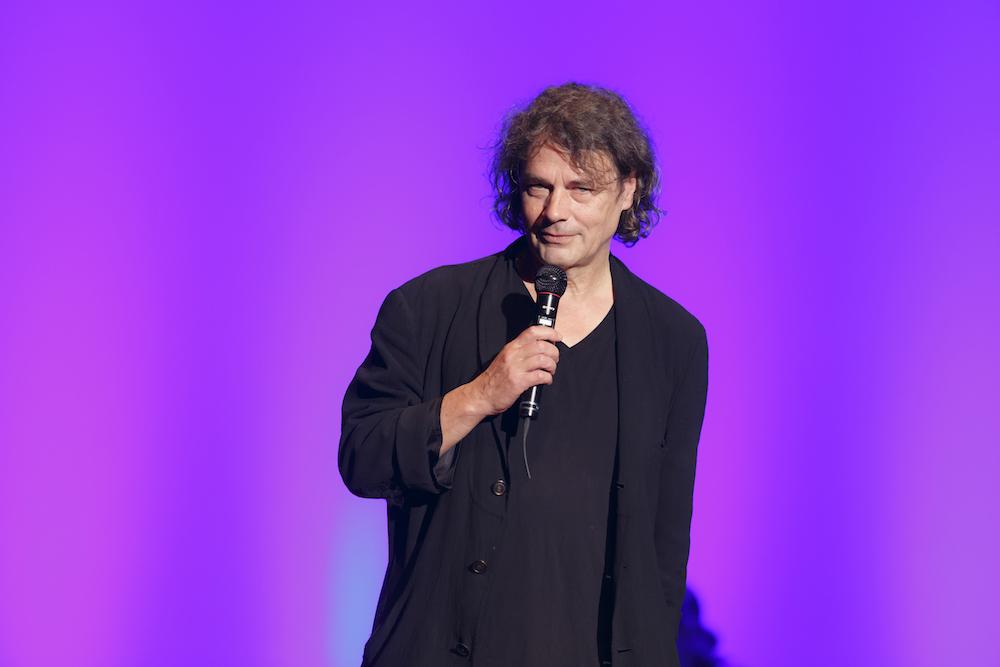 舞台『黒蜥蜴』演出家:デヴィッド・ルヴォー