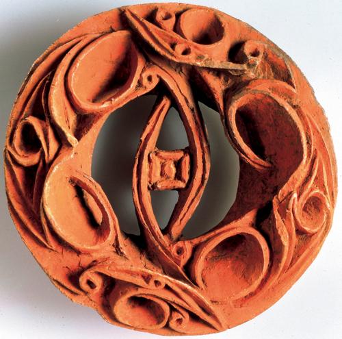 重要文化財 土製耳飾 東京都調布市 下布田遺跡出土 江戸東京たてもの園蔵