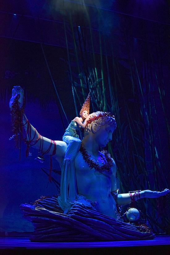 『リトルマーメイド』舞台写真 ©Disney  撮影:荒井健