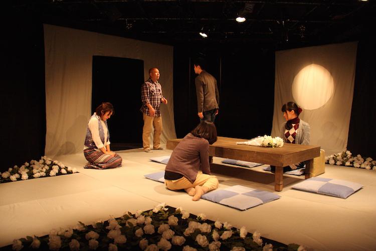 『クラッシュ・ワルツ』舞台写真