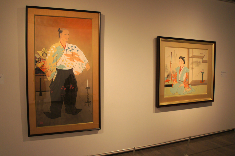 出陣の舞 昭和45年9月 [86歳] 1970 山種美術館