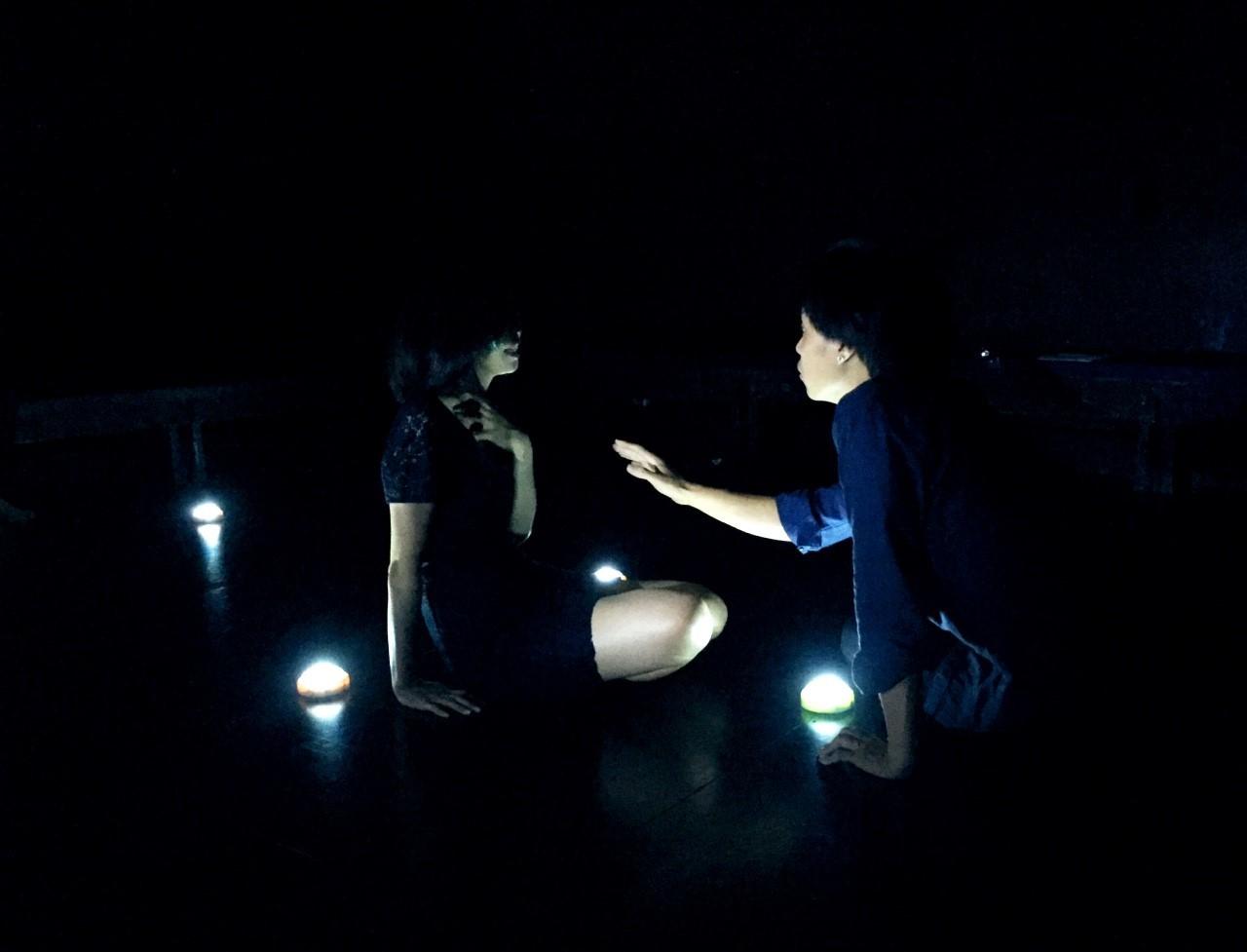 アムリタ6「死に至る眼、光る」(2015年9月)