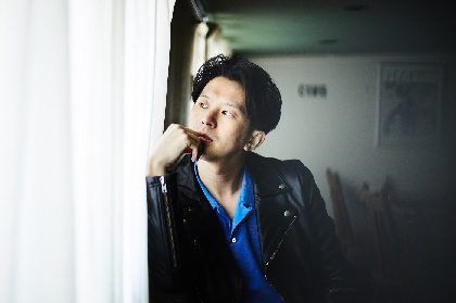 Keishi Tanaka、2018年初の新曲をストリーミング配信限定でリリース ジャケット&新アーティスト写真も公開