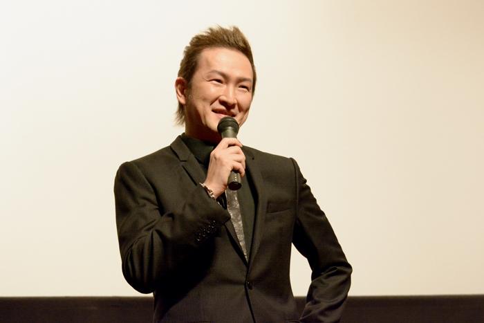 NEWシネマ歌舞伎『四谷怪談』初日舞台挨拶 中村獅童