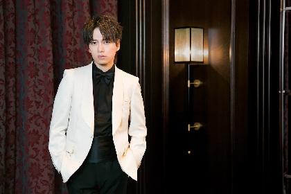 """山崎育三郎、""""エール""""を込めた初の生配信ライブの開催が決定 即興での歌あり、トークありのスペシャルライブに"""