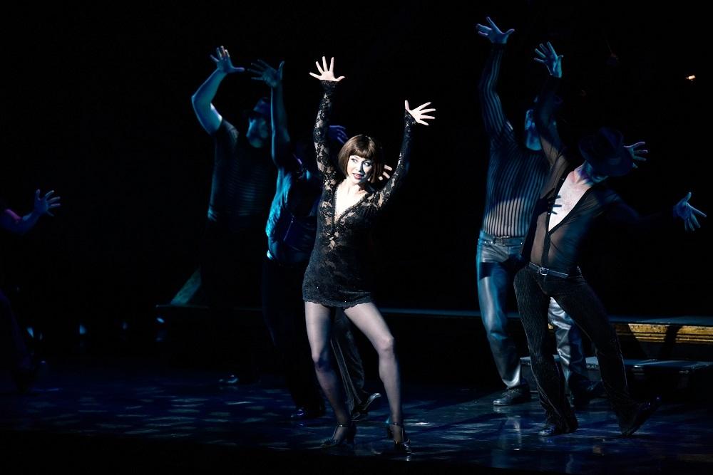 2017年NY公演ステージ写真 (C)Masahiro Noguchi