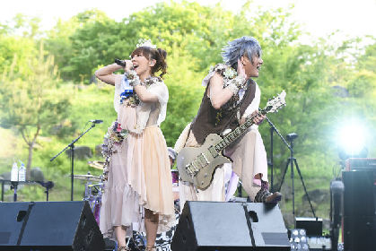angela、主題歌だらけの河口湖ライブをダイジェストで